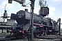 """Borsig 12000 - DB """"001 008-2"""" 27.07.1968 - Hof, BahnbetriebswerkUlrich Budde"""