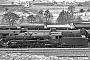 """Borsig 12000 - DB """"001 008-2"""" 11.04.1969 - OberkotzauReinhard Gumbert"""