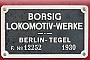 """Borsig 12252 - ETM """"03 193"""" 20.08.2010 - Binz (Rügen)-Prora, ETMKlaus Hentschel"""