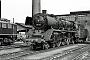 "Borsig 14469 - DB ""003 127-8"" 08.04.1968 - Köln, Bahnbetriebswerk DeutzerfeldDetlef Schikorr"