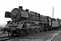 "Borsig 14553 - DB ""05 002"" 23.12.1957 - Hamm (Westfalen), Bahnbetriebswerk PersonenbahnhofHerbert Schambach"