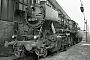 "BLW 14864 - DB ""050 622-0"" 20.05.1972 - Porz-Gremberghoven, Bahnbetriebswerk GrembergHelmut Philipp"