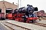 """Borsig 15214 - ET """"50 3655"""" 09.07.1993 - Lengerich, (Westfalen), Bahnbetriebswerk TWEHeinrich Hölscher"""
