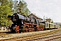 "Borsig 15564 - DR ""52 8200-9"" 14.05.1988 - Cunnewalde, BahnhofRudi Lautenbach"