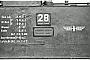 """Borsig 4788 - DGEG """"28"""" __.__.1968 - OttenhöfenHelmut H. Müller"""