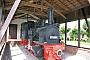 """Borsig 5325 - Denkmal """"99 7202"""" 10.08.2008 - Mudau, BahnhofErnst Lauer"""