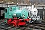 Borsig 7794 - DGEG 16.03.1985 - Bochum-Dahlhausen, EisenbahnmuseumWerner Wölke