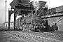 """Borsig 9816 - DB """"055 455-0"""" 14.12.1971 - Porz-Gremberghoven, Bahnbetriebswerk GrembergMartin Welzel"""