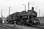 "Borsig 9816 - DB ""055 455-0"" 30.04.1972 - Wuppertal-Vohwinkel, BahnbetriebswerkUlrich Budde"