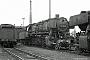 "DWM 406 - DB  ""052 232-6"" 11.05.1974 - Kaiserslautern, BahnbetriebswerkMartin Welzel"