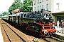 "DWM 442 - VMN ""86 457"" 17.08.1985 - Hersbruck, Bahnhof Hersbruck (rechts Pegnitz)Dr. Werner Söffing"