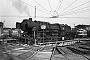 """DWM 573 - DR """"52 8113-4"""" __.__.1990 - Cottbus, BahnbetriebswerkDetlef Hanschke (Archiv Stefan Kier)"""