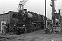 "DWM 640 - DR ""52 8198-5"" 12.09.1986 - Hoyerswerda, BahnbetriebswerkJoachim Richling (Archiv Stefan Kier)"
