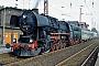 "DWM 733 - DR ""052 075-9"" 12.09.1993 - Lübbenau (Spreewald), BahnhofGerd Bembnista (Archiv Stefan Kier)"