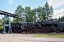 """DWM 812 - Skansen taboru kolejowego """"Ty 2-911"""" 31.08.2011 - Chabówka, Museum für Fahrzeuge und BahntechnikIngmar Weidig"""