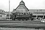 """Esslingen 4249 - DB  """"064 295-9"""" 04.05.1973 - Weiden in der Oberpfalz, BahnbetriebswerkMartin Welzel"""