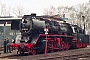 "Esslingen 4460 - DR ""50 3545-6"" 09.03.1991 - Hagenow Land, BahnbetriebswerkMichael Uhren"