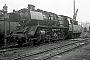 """Esslingen 4463 - DR """"50 1388-3"""" 15.03.1975 - Gera (Thüringen), BahnbetriebswerkArchiv Jörg Helbig"""