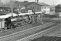 """Esslingen 4481 - DR """"50 3551-4"""" 31.10.1984 - Nossen, BahnhofJörg Helbig"""