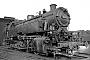 """Esslingen 4969 - DB """"082 033-2"""" 03.03.1968 - Emden, BahnbetriebswerkKarl-Friedrich Seitz"""