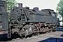 "Esslingen 4969 - DB ""082 033-2"" 20.05.1971 - Emden, BahnbetriebswerkHelmut Philipp"
