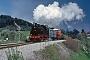 """Esslingen 5054 - DBK """"80 106"""" 20.04.1991 - Gaildorf, Bahnhof Gaildorf WestWerner Peterlick"""