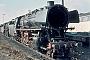 "Fives 5038 - DB  ""044 754-0"" 19.02.1977 - Gelsenkirchen-Bismarck, BahnbetriebswerkMartin Welzel"