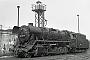 "Frichs 328 - DR ""44 0233-5"" 07.04.1981 - Saalfeld (Saale), BahnbetriebswerkArchiv Jörg Helbig"