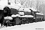 "Hagans 1059 - DB ""038 520-3"" 29.12.1969 - Freudenstadt, BahnbetriebswerkUlrich Budde"