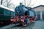 """Hagans 1227 - DDM """"80 013"""" 22.04.2001 - Neuenmarkt-Wirsberg, Deutsches Dampflok-MuseumMalte Werning"""