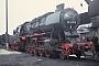 """Hainaut 1856 - DR """"50 1992-2"""" __.04.1977 - Nossen, BahnbetriebswerkWolfgang Krause"""