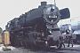 """Hainaut 1856 - DR """"50 1992-2"""" __.04.1978 - Nossen, BahnbetriebswerkWolfgang Krause"""
