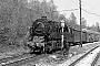 """Hanomag 10185 - DR """"95 0027-9"""" 16.05.1980 - Lichte (Thüringen), BahnhofAndreas Wiel (Archiv Stefan Kier)"""