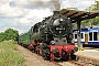 "Hanomag 10185 - DB Museum ""95 1027-2"" 07.07.2012 - Thale (Harz), BahnhofJan Kusserow"