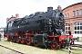 """Hanomag 10185 - DB Museum """"95 1027-2"""" 07.09.2014 - Meiningen, DampflokwerkThomas Wohlfarth"""