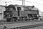 "Hanomag 10185 - Bw Arnstadt ""95 027"" 18.04.1993 - Arnstadt, HauptbahnhofDietrich Bothe"