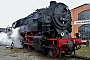 """Hanomag 10185 - TG 50 3708 """"95 027"""" 19.09.2015 - Arnstadt, historisches BahnbetriebswerkLeon Schrijvers"""