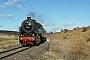"""Hanomag 10185 - TG """"95 1027-2"""" 01.03.2020 - Blankenburg (Harz)-HüttenrodeAlex Huber"""