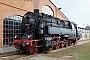 """Hanomag 10185 - TG 50 3708 """"95 027"""" 18.09.2016 - Arnstadt, historisches BahnbetriebswerkRonny Schubert"""