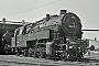 """Hanomag 10251 - DR """"95 0036-4"""" 19.05.1973 - Sonneberg (Thüringen), LokbahnhofRudi Lehmann (Archiv Stefan Kier)"""