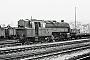 "Hanomag 10255 - DR ""95 0040-6"" __.07.1975 - Saalfeld (Saale), BahnhofArchiv Tilo Reinfried"