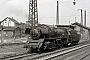 """Hanomag 10346 - DR  """"22 037"""" 11.09.1968 - Halle (Saale), Bahnbetriebswerk Halle PKarl-Friedrich Seitz"""