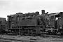 """Hanomag 10564 - DB """"81 010"""" 10.06.1961 - Braunschweig, BahnbetriebswerkWolfgang Illenseer"""