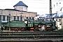 """Hanomag 7096 - DB """"055 738-9"""" 07.11.1971 - Wuppertal-VohwinkelWerner Wölke"""