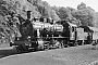 "Hanomag 7096 - DB ""055 738-9"" 12.10.1968 - Heimbach (Eifel)Richard Schulz (Archiv Christoph und Burkhard Beyer)"