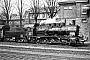 """Hanomag 9140 - DB """"057 070-5"""" 04.04.1970 - Schwerte, Bahnhof Schwerte OstDr. Werner Söffing"""