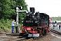 "Hartmann 3556 - DBG ""99 574"" 06.08.2016 - Olbersdorf, Bahnhof BertsdorfThomas Wohlfarth"
