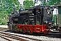 """Henschel 12879 - HSB """"99 6101"""" 08.06.2007 - Brohl (Rhein), SchmalspurbahnhofStefan Kier"""