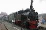 """Henschel 12879 - HSB """"99 6101"""" 20.07.2008 - Nordhausen, BahnhofTomke Scheel"""