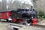 """Henschel 12879 - HSB """"99 6101"""" 10.04.2010 - Wernigerode-Drei Annen Hohne, BahnhofThomas Reyer"""